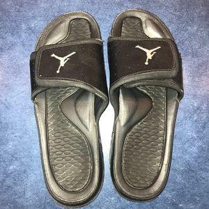 Air Jordan flops